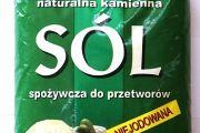 Nowy Produkt - sól niejodowana 1,1 kg